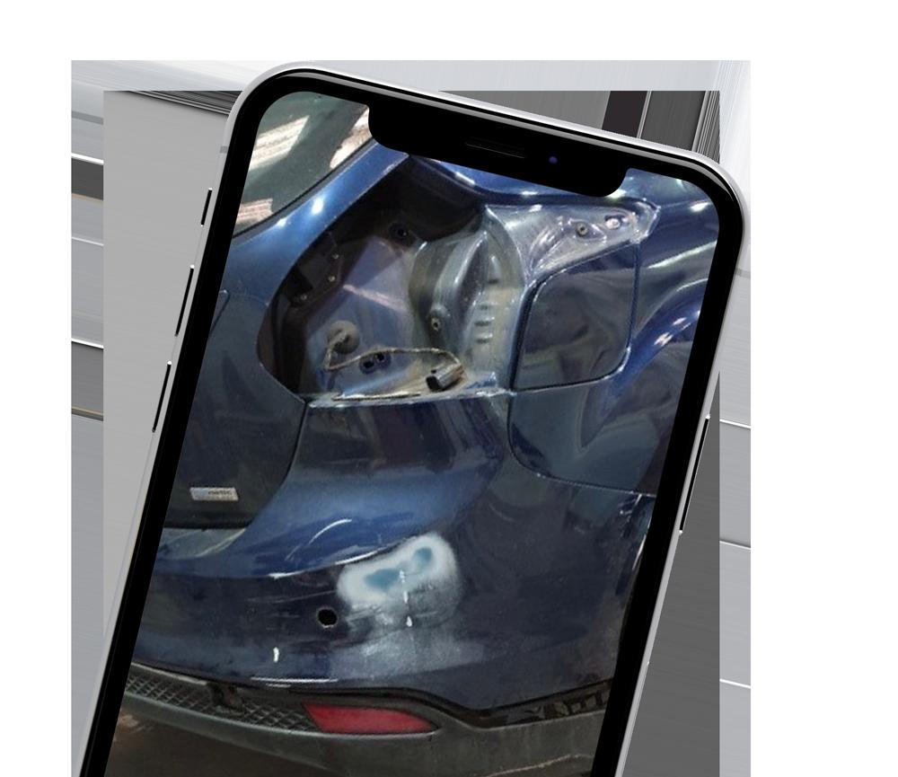 Send Topgun Cosmetic Car Repairs a Photo
